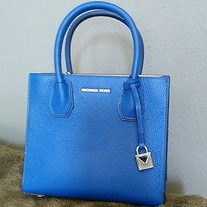 Michael Kors beautiful blue bag new